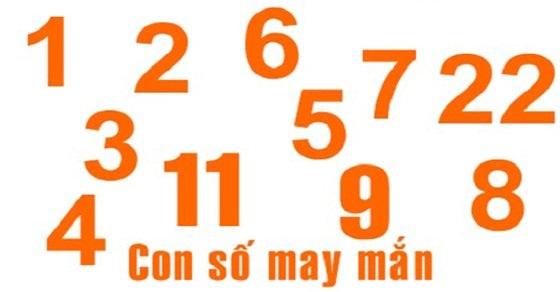 Cách chọn con số đẹp nhất theo dạng dàn đề tổng